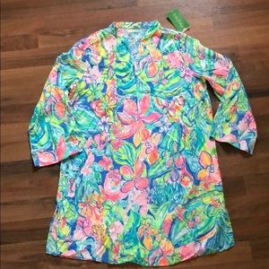 NWT Lilly Pulitzer Esmie Cover Up